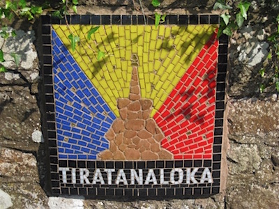 Tiratanaloka Sign